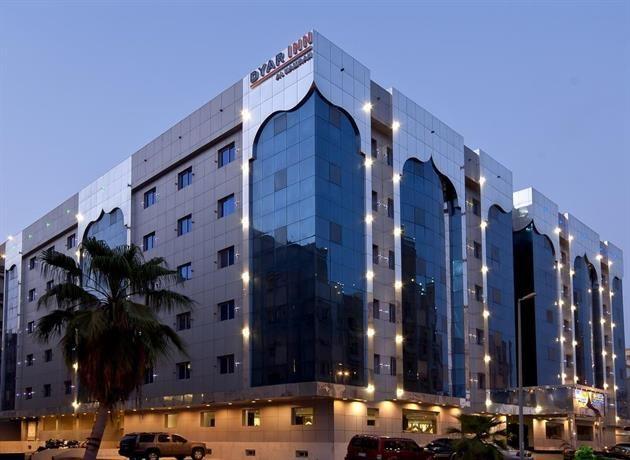 حجز في فندق ديار ان الحمراء يقع في مدينة جد ة ويوفر واي فاي بالمجان كما يوفر هذا الفندق للضيوف خدمة الغرف 24 ساعة خدمة ركن السيارات وبا Hotel Jeddah Al Hamra