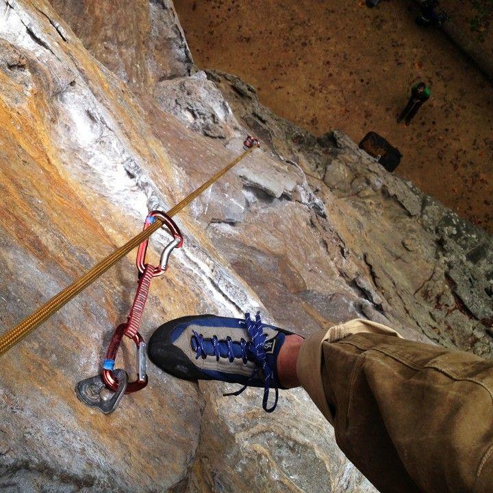 Rock Climbing Terms & Lead Climbing Tips for Beginners | Jans.com