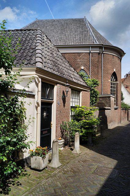 Chapel, Muurhuizen, Amersfoort.