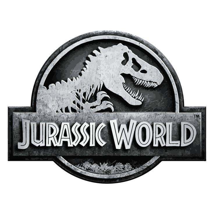 Jurassic World Logo Jurassic World Jurassic Dinosaur Theme Party