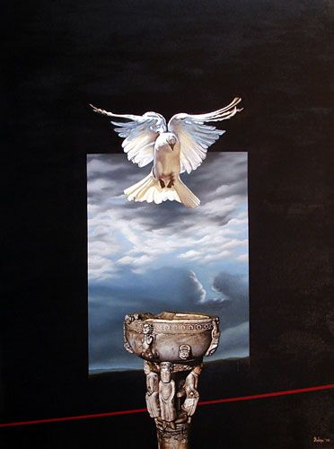 Spirit of The Holy Grail, 2008 | Dragan Ilic Di Vogo