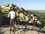 Self-guided picturesque cycling Provence holidays; biking France