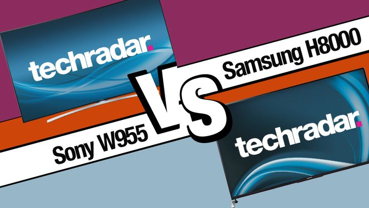 Battle of the flagship HD TVs: Samsung H8000 vs Sony W955 | The two biggest names in TV have released their flagship 55-inch HD TVs - so which one should you buy? Buying advice from the leading technology site