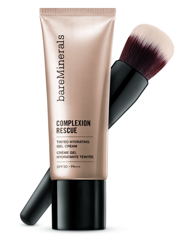 """Any launch from bareMinerals is always surrounded by a lot of hype; the brand is a master at it. And that doesn't mean it's doing anything untoward, it's just one of those companies with fans which get whipped up into a state of feverish anticipation when news of a new product lands. This time around the source of excitement is its Complexion Rescue Tinted Hydrating Gel Cream, but is it all it's cracked up to be? This is the company's new base product, billed as a """"multi-tasking genius""""…"""