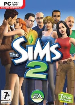 Les Sims 2 PC COVER TELECHARGER