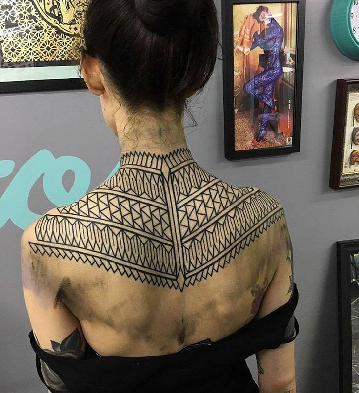 Geometric Designs Tattoo Neck: 208 Best Images About On Pinterest