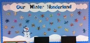Bulletin Board Ideas For January In Elementary School