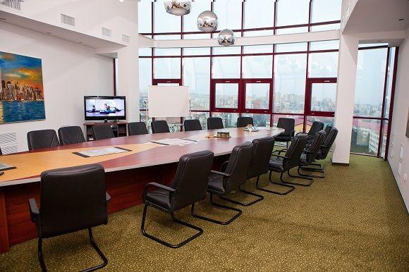 Mocheta standard (colectie) - Sala sedinte Sigma Business Centre Cluj