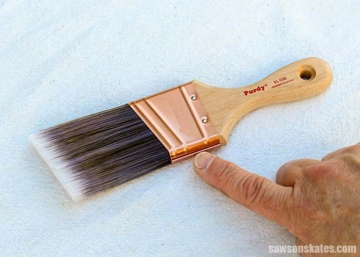 Best Way To Clean Paint Brushes Cleaning Paint Brushes Paint Brushes
