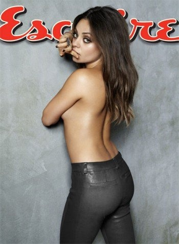 Meet Esquire's Sexiest Woman in the planet.