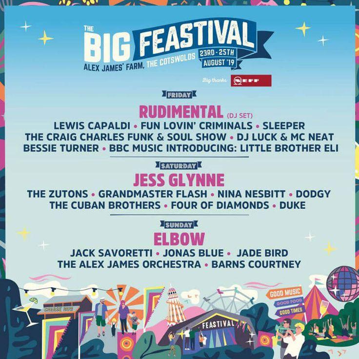 The big feastival 2019 music fest uk festivals