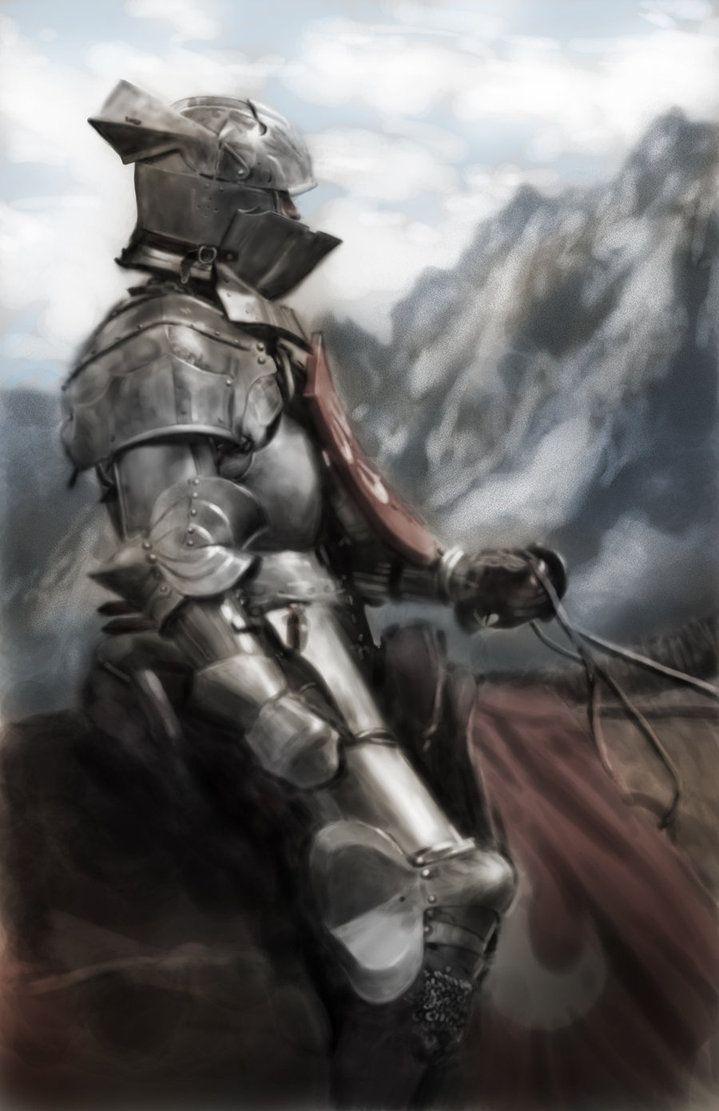Armour by TrentRommel on deviantART | White Knight ...