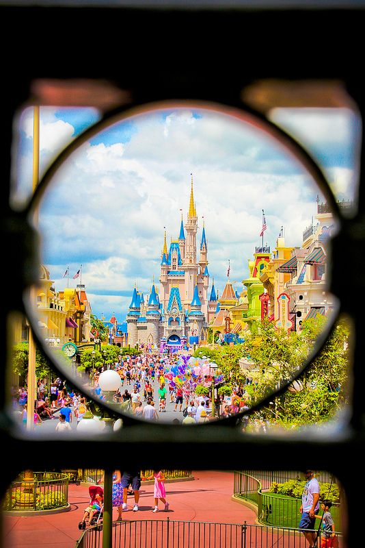 Disney World - can't wait to go back in a few years!!!!