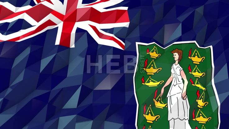 Stock Footage in HD from $19, Flag of British Virgin Islands 3D Wallpaper Animation, National Symbol, Seamless Looping bi-directional Footage...,  #3d #abstract #Animation #background #banner #blow #breeze #british #computer #concept #country #design #digital #fashion #flag #fold #footage #generated #glossy #illustration #Islands #Loop #low #material #modern #mosaic #motion #Move #nation...