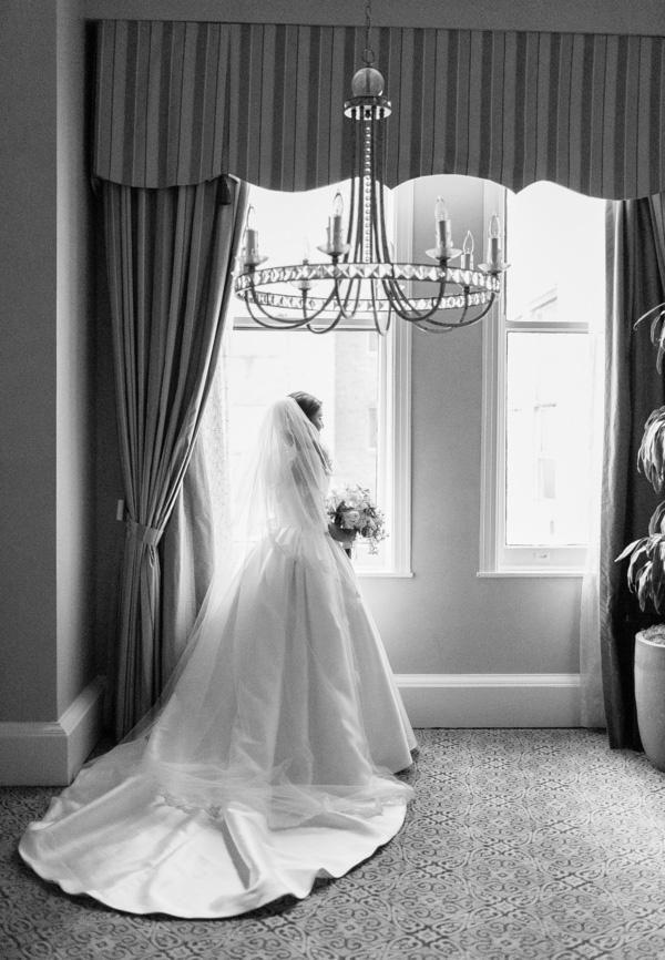 Black and white wedding dresses new orleans
