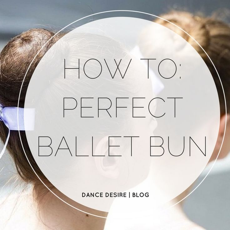 One of the most time consuming parts of a dancer's morning routine is styling their hair. The perfect solution for many dancers is the classic bun.  However, constructing a sturdy bun which stays in place all day can be a challenge. Read on for simple ways to create a dance-friendly hairstyle.