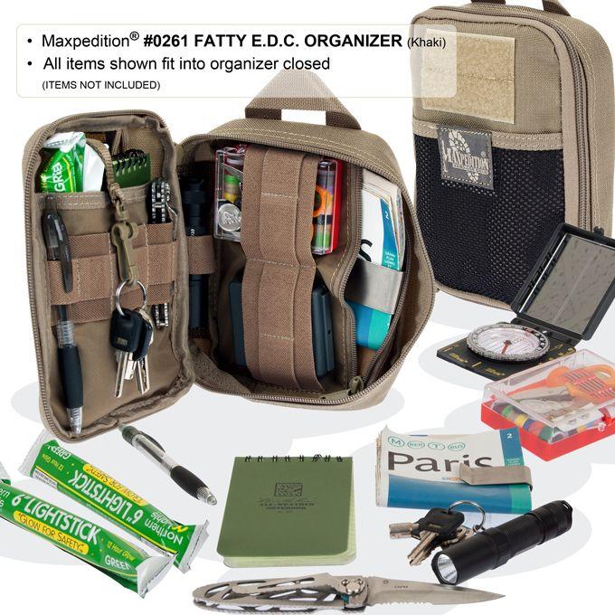 Fatty Pocket Organizer : Maxpedition