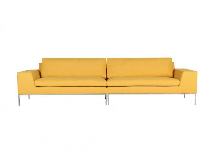 INNEX Designové sedačky | Sedačka JUSTUS od Sits #design #sofa #nabytek #furniture #interior #sedacka #pohovka