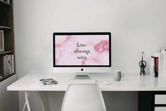 Fond Décran Dordinateur Love Always Wins Ordinateur De