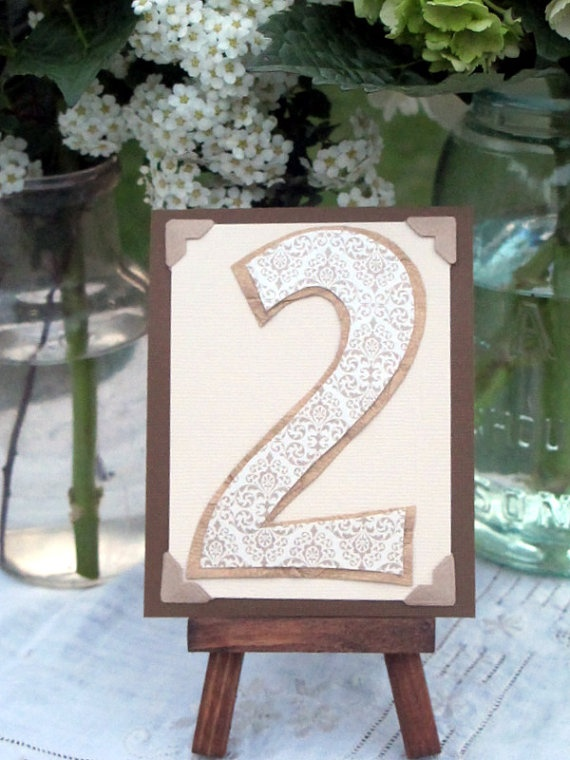 Best 25+ Unique table numbers ideas on Pinterest | Diy wedding ...