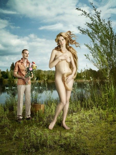 Amazing pieces by Frieke Janssens