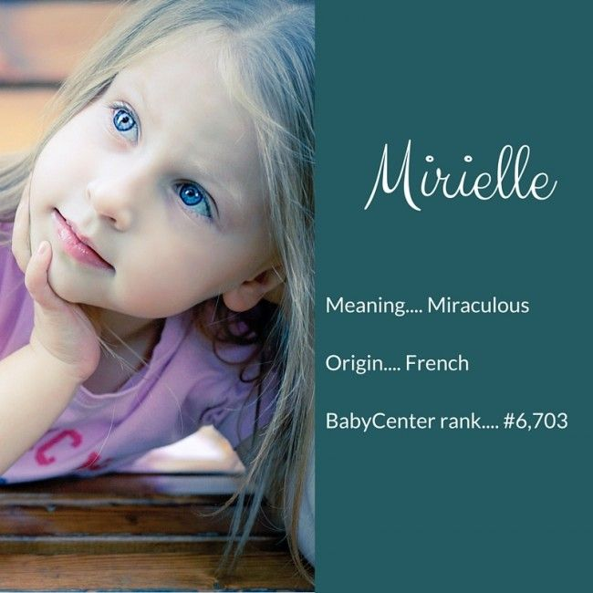 23 baby names with truly wonderful meanings | BabyCenter Blog