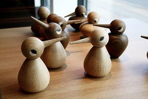 "Architect made - ""the birds"""
