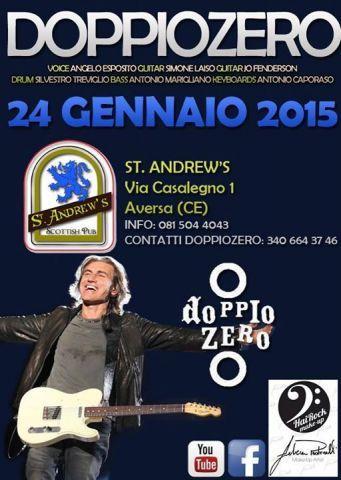 DOPPIOZERO Live @ST. ANDREW'S