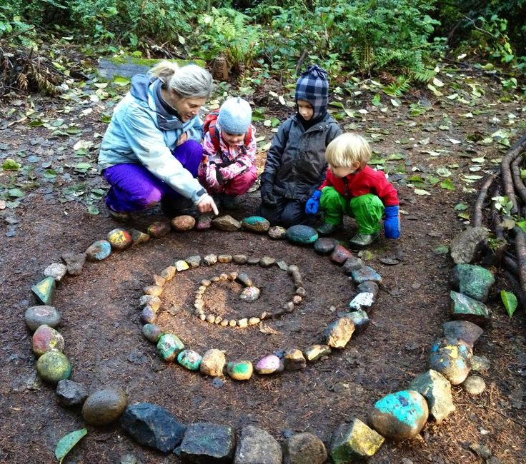 Alternative schooling such as this are using nature and the great outdoors to further our children's learning and social interactions in profound ways!