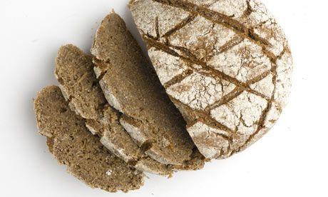 Dan Lepard's Cider rye bread! In the oven. Fingers crossed...