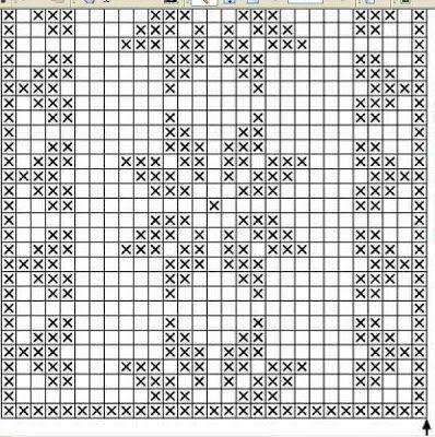 Lena Andrade artesanatos: Grafico caminho mesa em croche