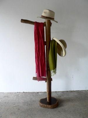 #hatstand #hat #stand #rustic #coatstand Hat stand
