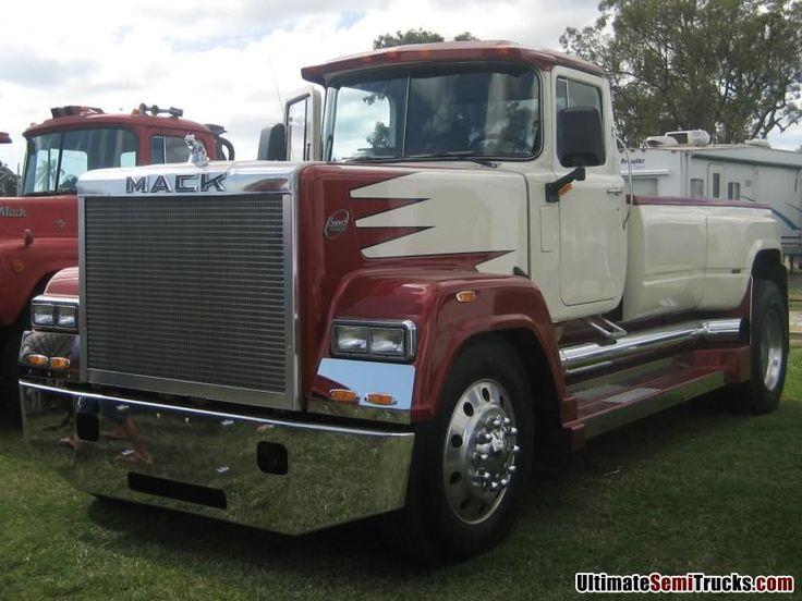 old trucks for sale | Trucks .com Images Mack Superliner The Ultimate SUV…