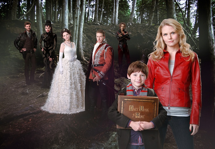 Once Upon A Time. Love this show!!