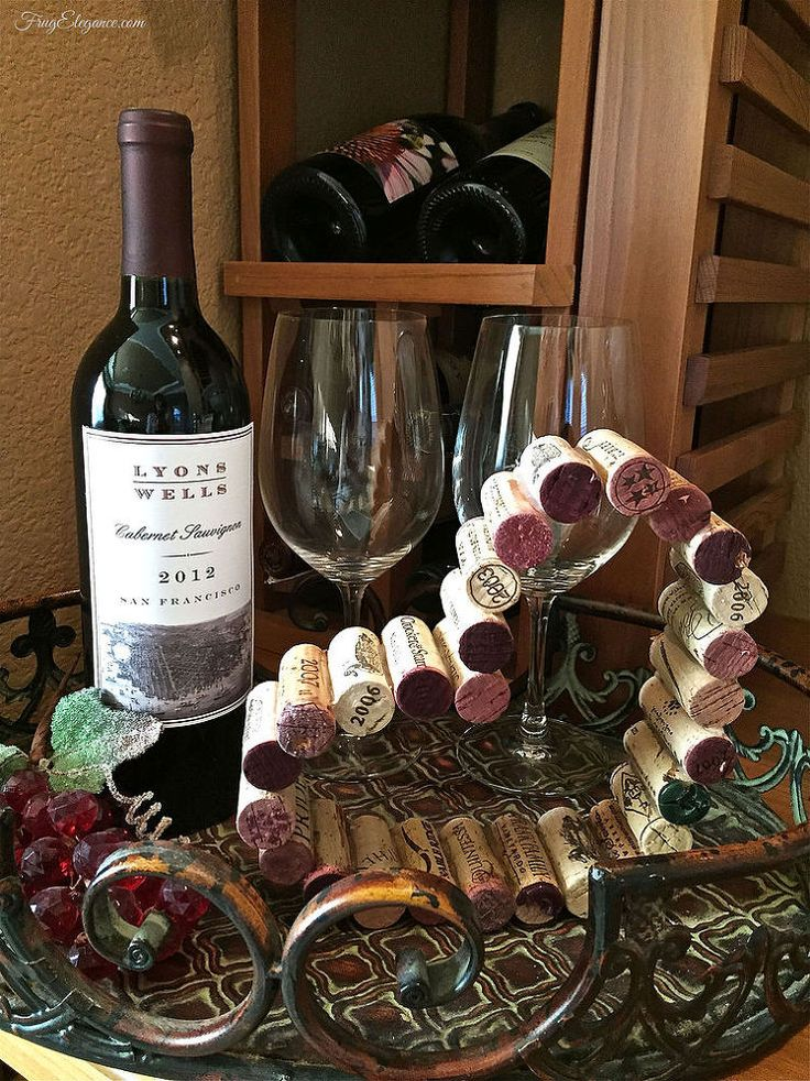 25 best ideas about cork heart on pinterest wine cork crafts diy art projects and wine cork - Wine cork diy decorating projects ...