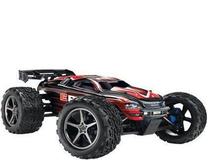 E-Revo EVX-2 4WD iD w/2 7-Cells 4A Fast Charger By Traxxas