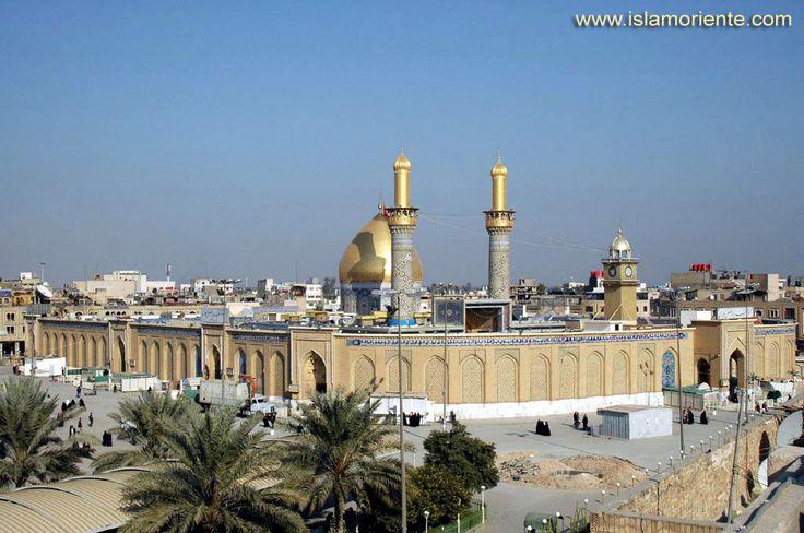 Santuario del Abalfadl Al-Abbas(P) en Karbala -15 | Galería de Arte Islámico y Fotografía