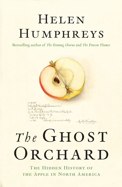 Reserve The Ghost Orchard at your local Parkland Regional Library with two simple clicks