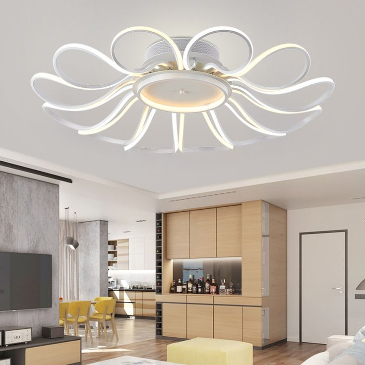 Cheap Living Room Lamp, Buy Quality Modern Led Directly From China Room Lamp  Suppliers: Modern Led Ceiling Fixture Lights Bedroom Acrylic Kitchen  Luminaire ...