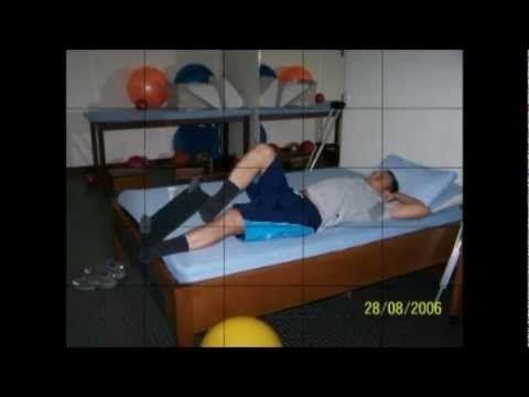Rehabilitacion de la Rodilla, Fisioterapia