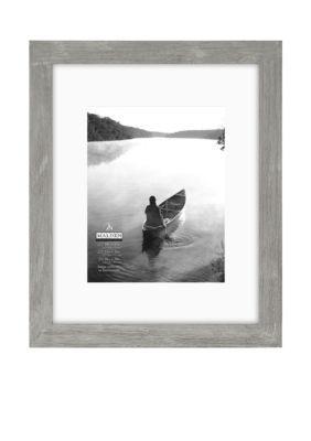 Malden  Driftwood Gray 11X14 Frame - Grey - 11 X 14