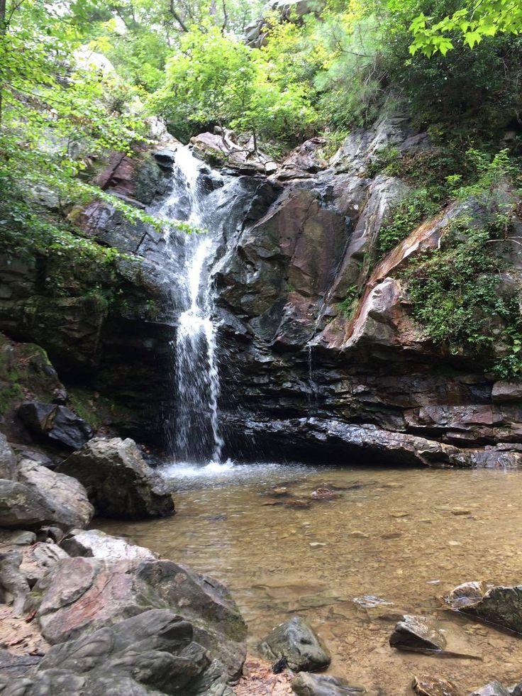 Peavine Falls at Oak Mountain