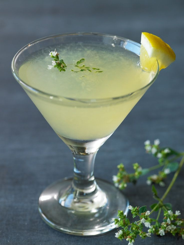 Meyer Lemon Cocktail: 1 ounce fresh meyer lemon juice 2 wedges meyer ...