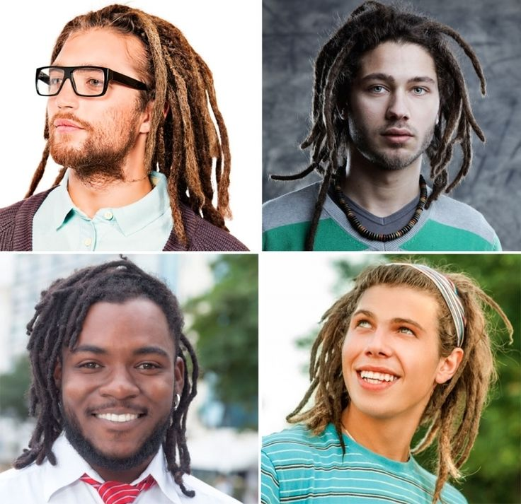 Hairstyles For Dreads For Men