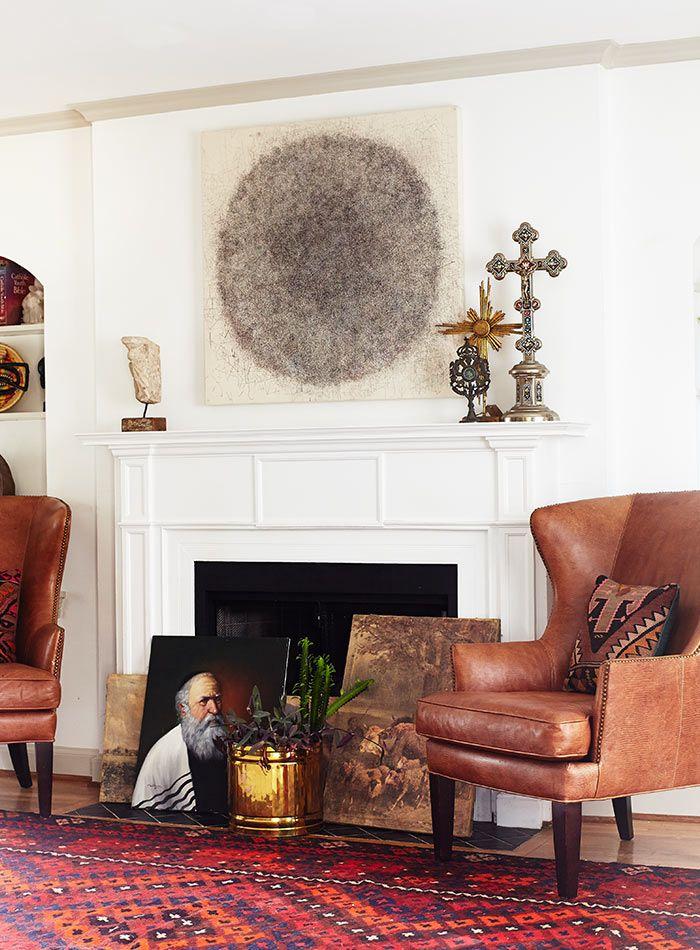 A Pretty, but Not Precious, Mid-Century Home in Dallas, TX | Design*Sponge