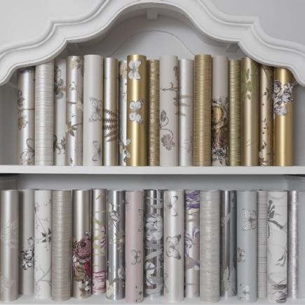 Whispers range of wallpapers