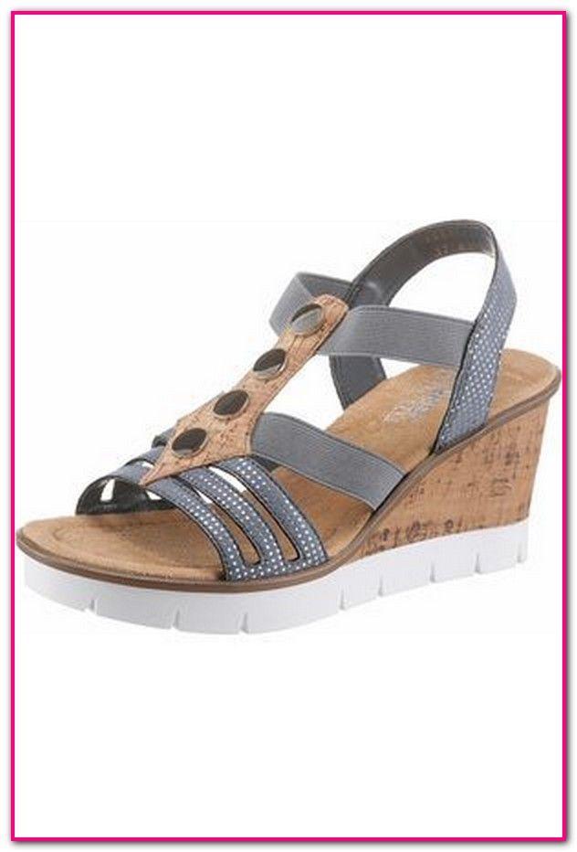 4a7b716bc2556f Rieker Sandalen Zwart Sale-Rieker Sandaletten für Damen im Sale online  kaufen auf schuhe.de. Rieker Sandaletten für Damen …..Rieker Schaftsandalen  silber.