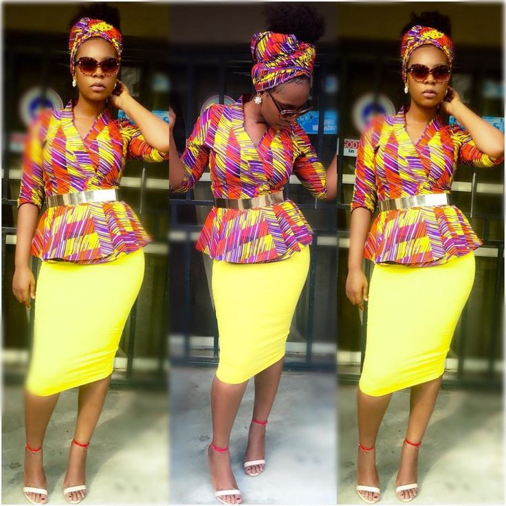 Best Things To Wear Images On Pinterest African Style