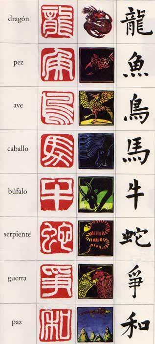 inscripciones en sellos chinos - Buscar con Google
