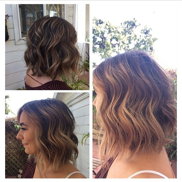 Who+Should+Get+Lob+Hair | ... you should go see her in #leucadia #justsayin #hairbyakiser #lob #hair
